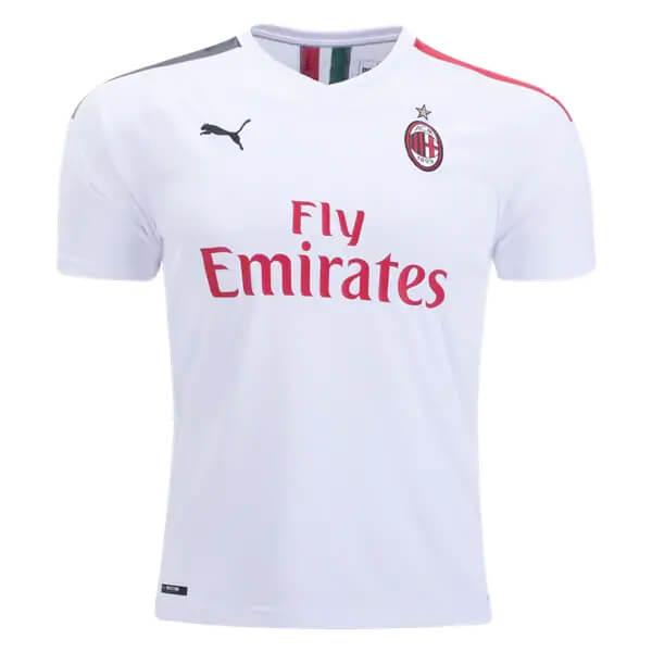AC Milan Away Football Shirt 19/20