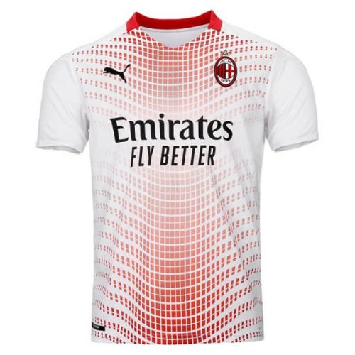 AC Milan Away Football Shirt 20 21