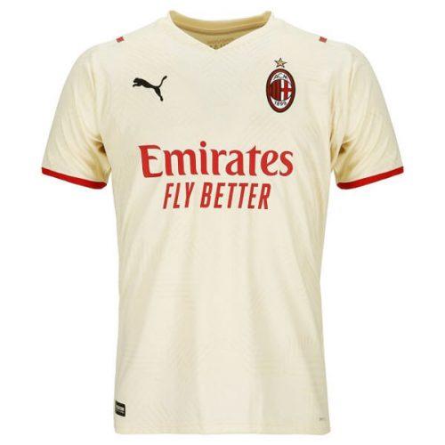 AC Milan Away Football Shirt 21 22