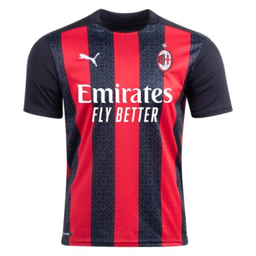 AC Milan Home Football Shirt 20 21