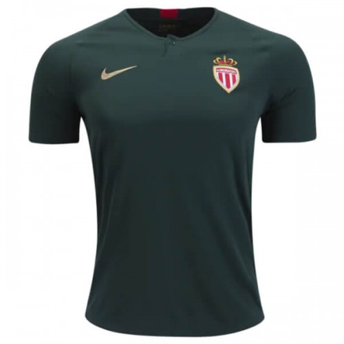 AS Monaco Away Football Shirt 18 19
