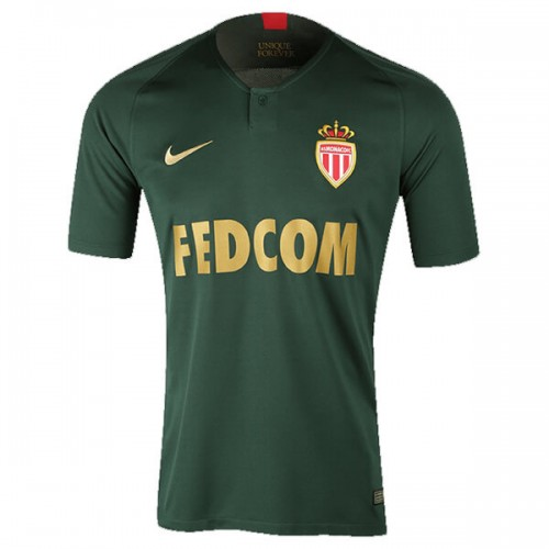 AS Monaco Away Football Shirt 1819