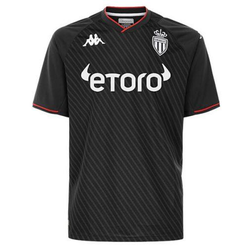 AS Monaco Away Football Shirt 21 22