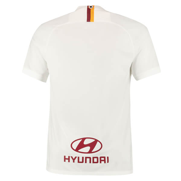 factory authentic 6e9a9 db0ed AS Roma Away Football Shirt 19/20
