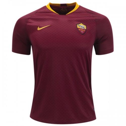 AS Roma Home Football Shirt 1819