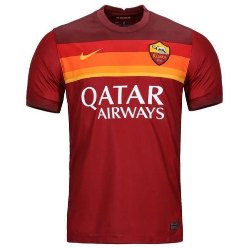 AS Roma Home Football Shirt 20 21