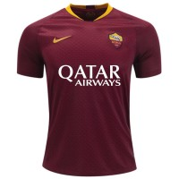AS Roma Home Football Shirt 1819