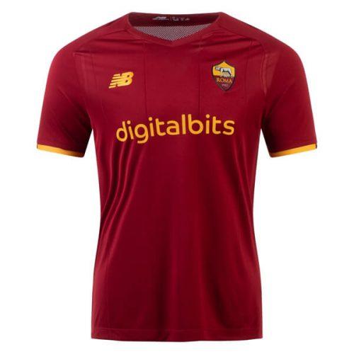 AS Roma Home Football Shirt 21 22