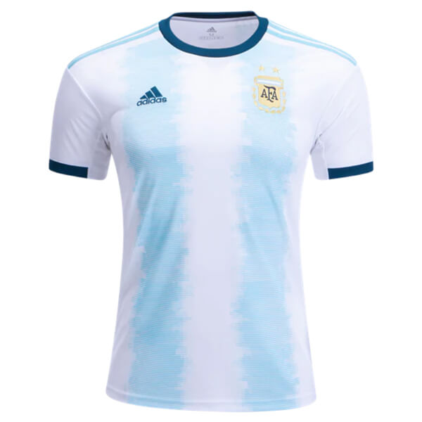 6a46300dd Argentina 2019 Home Football Shirt - SoccerLord