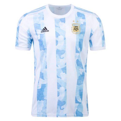 Argentina Home Football Shirt 2021
