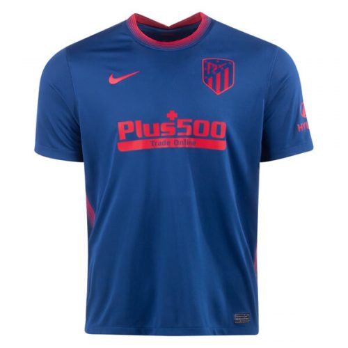 Atletico Madrid Away Football Shirt 20 21