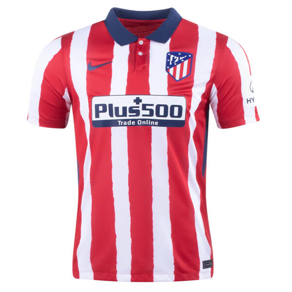 Atletico Madrid Home Football Shirt 20 21