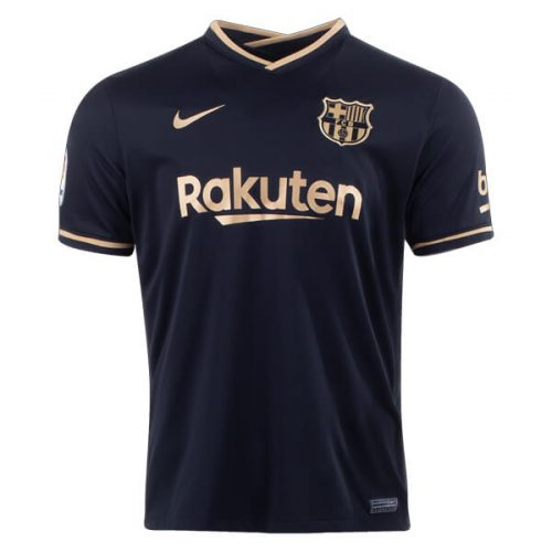 Barcelona Away Football Shirt 20 21
