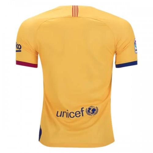 Barcelona Away Soccer Jersey 19 20