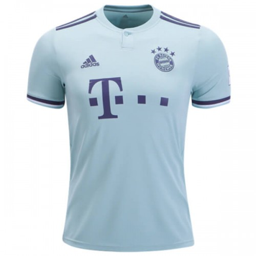Bayern Munich Away Football Shirt 1819