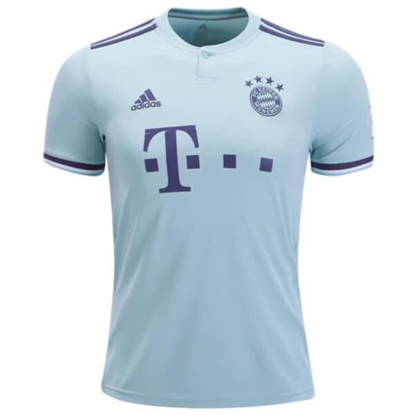51e6faef043 Bayern Munich Away Football Shirt 18/19 - SoccerLord