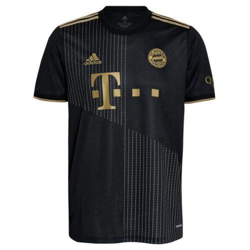 Bayern Munich Away Football Shirt 21 22