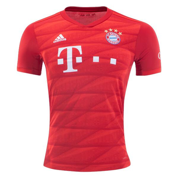 Bayern Munich Home Football Shirt 19 20