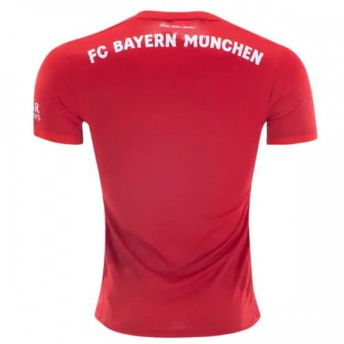 Bayern Munich Home Soccer Jersey 19 20