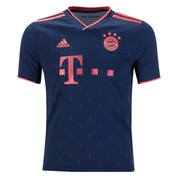 Bayern Munich Third Football Shirt 19 20