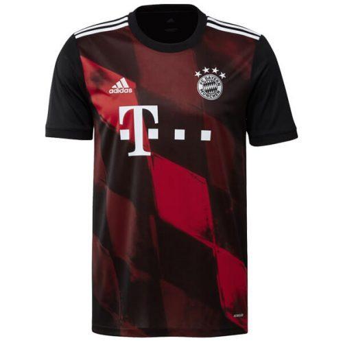 Bayern Munich Third Football Shirt 20 21
