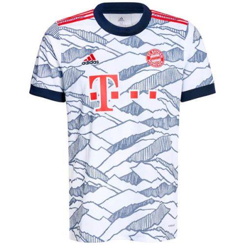Bayern Munich Third Football Shirt 21 22