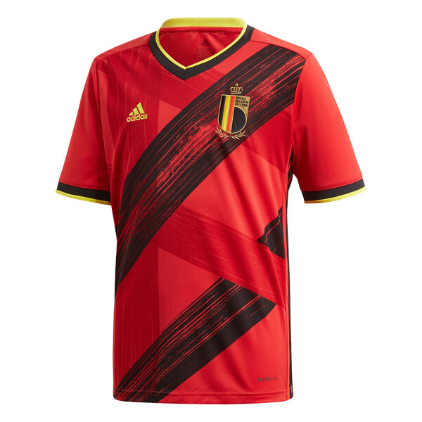 Belgium Home Euro 2020 Football Shirt