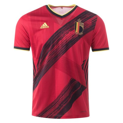 Belgium Home Football Shirt 20 21