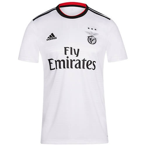 SL Benfica Away Football Shirt 18 19