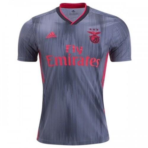 Benfica Away Football Shirt 1920