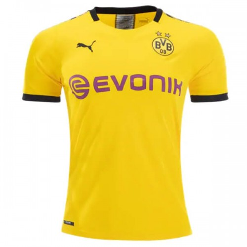 Borussia Dortmund Home Football Shirt 19 20