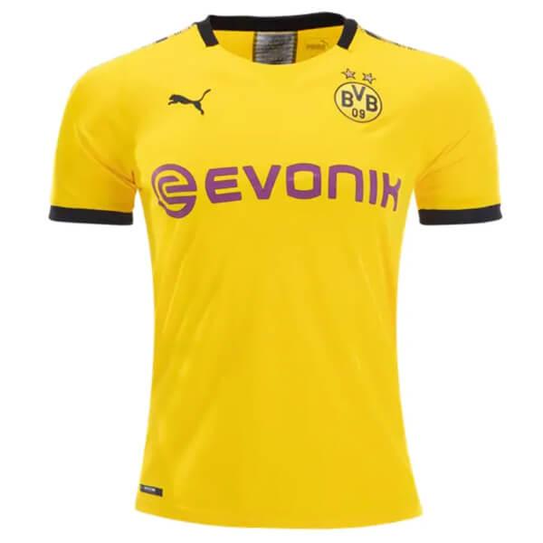 Borussia Dortmund Home Football Shirt 19 20