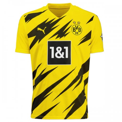 Borussia Dortmund Home Football Shirt 2021