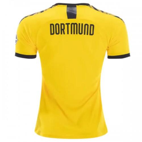 Borussia Dortmund Home Soccer Jersey 19 20