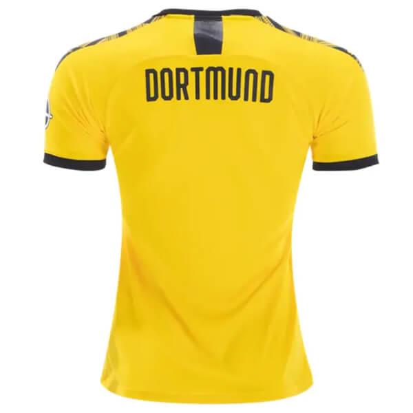 more photos 295c8 41f91 Borussia Dortmund Home Football Shirt 19/20