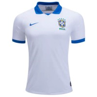 Brazil 100 Anniversary Away Football Shirt 2019