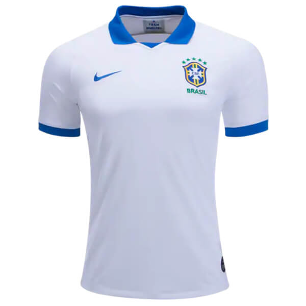822ef9988ce Brazil 100th Anniversary Special-Edition Away Football Shirt 2019 ...