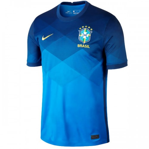 Brazil Away Football Shirt 2020