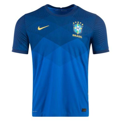 Brazil Away Football Shirt 2021