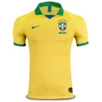 Brazil Home Football Shirt 2019