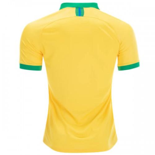 Brazil Home Soccer Jersey 2019