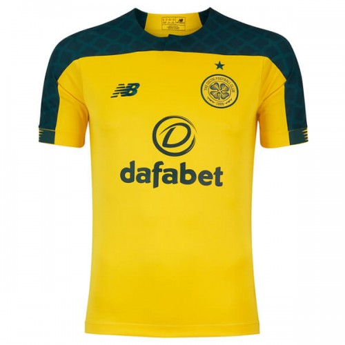Celtic Away Football Shirt 19 20