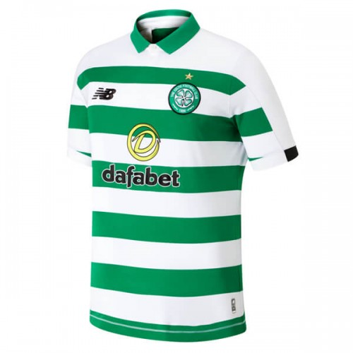 Celtic Home Football Shirt 19 20