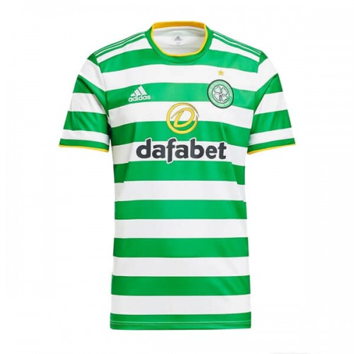 Celtic Home Football Shirt 20 21