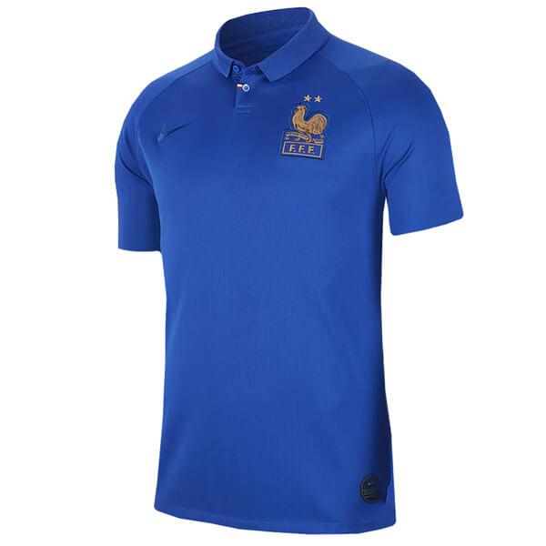 a28a64bc1 FFF France Home Centennial Football Shirt 19 20 - SoccerLord