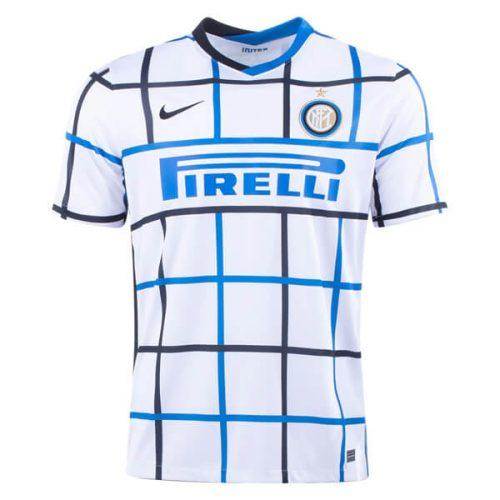 Inter Milan Away Football Shirt 20 21