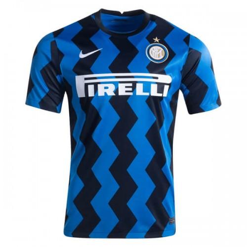 Inter Milan Home Football Shirt 20 21