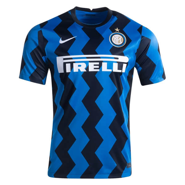 Inter Milan Home Football Shirt 20 21