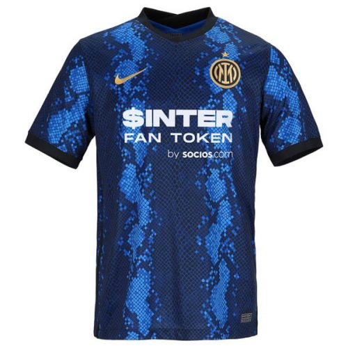 Inter Milan Home Football Shirt 21 22