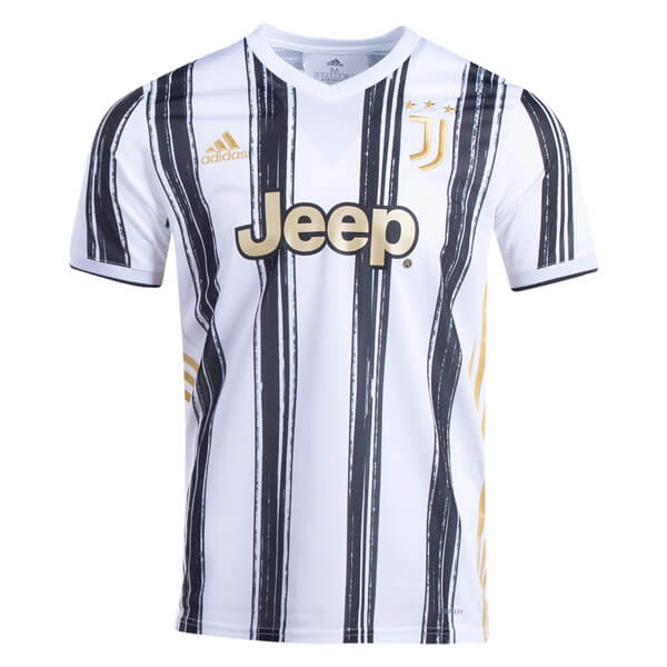 Juventus Home Football Shirt 2021